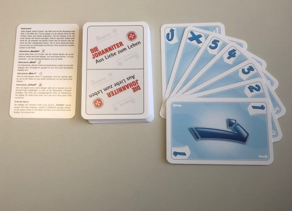 ASSANO Kartenspiel