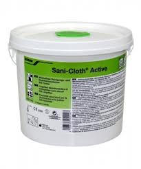 Sani-Cloth® Active Eimer mit 225 Tüchern