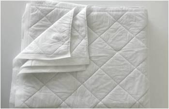 Reintex Einmal-Soft-Decke mit Baumwollwattefüllung