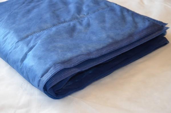 Reintex Einmal-Decke mit Polyesterwatte Füllung 400 gr. 40 Stück / VE