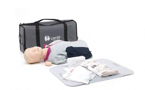 Resusci Anne First Aid Torso in Tragetasche