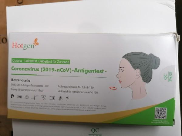 Hotgen Antigentest