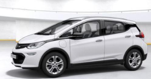 Opel Ampera Weiß