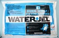 WATER JEL Verbrennungstuch 91 x 76cm Folie
