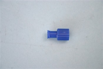 Kombi-Stopfen LL - blau * (100 Stück)