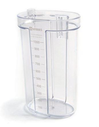 Serres Kanister 1000 ml (durchsichtig)