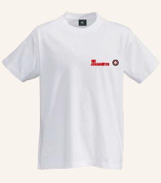 T-Shirt JUH Budget Line (Bruststick) (6 Stück)