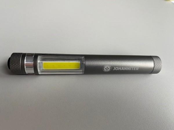 Einsatz LED Taschenlampe JUH