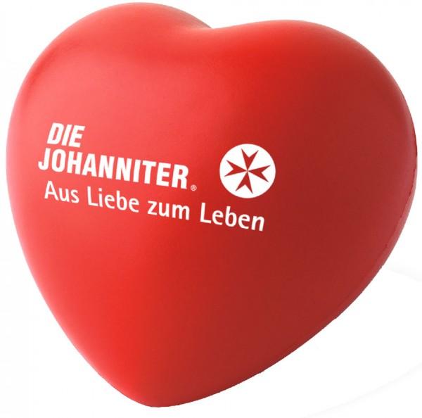 Anti-Streßball Herz JoSe (20 Stück)