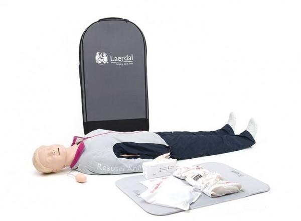 Resusci Anne First Aid Ganzkörper im Trolley Koffer