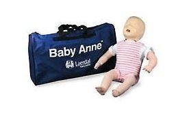BABY ANNE mit Tragetasche