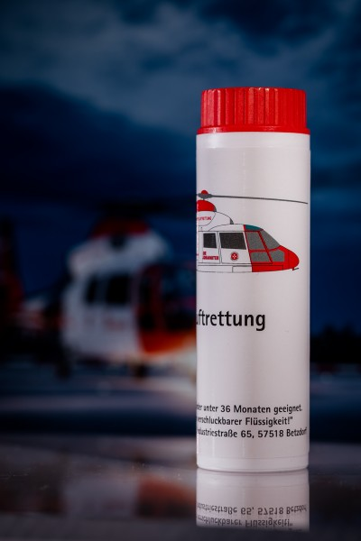 "Puste-Fix ""Johanniter-Luftrettung"""