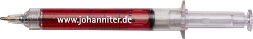 Spritzen-Kugelschreiber (100 Stück)