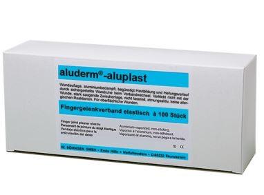 aluderm®-aluplast elastisch Fingergelenkverband 100 Stück