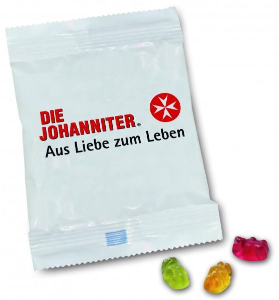 Fruchtgummitüten mit Logo der Jose und GmbH (100 Stück)