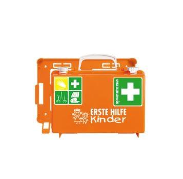"Erste-Hilfe-Koffer QUICK-CD Kombi orange ""Kindergarten"""